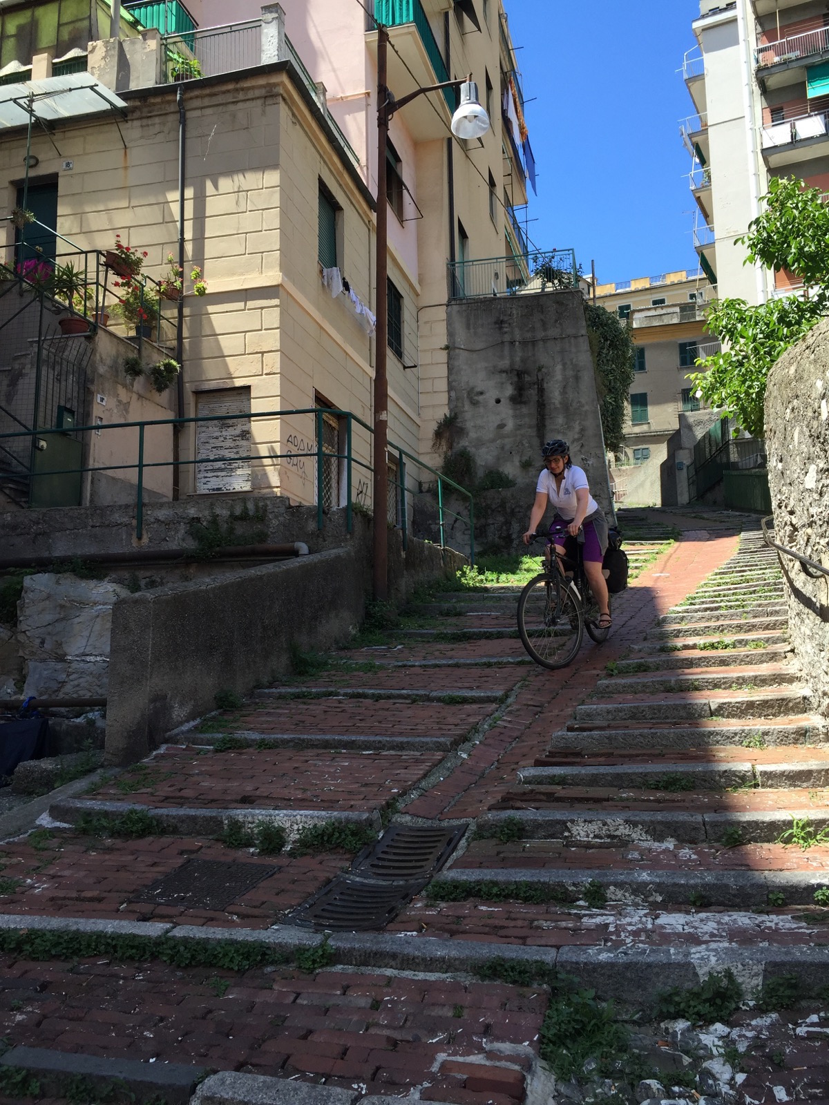 Cycling holiday: Milan to Rome